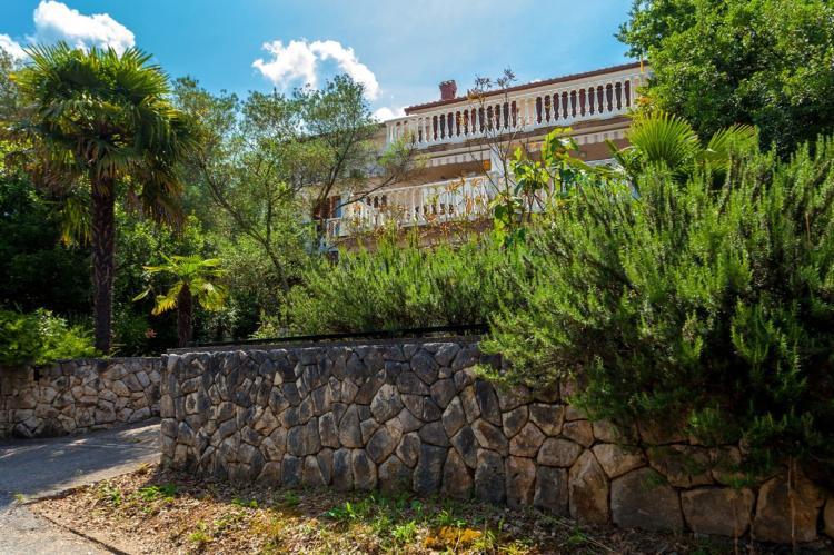 VakantiehuisKroatië - Kvarner: Apartment Gavrilovic A4  [2]