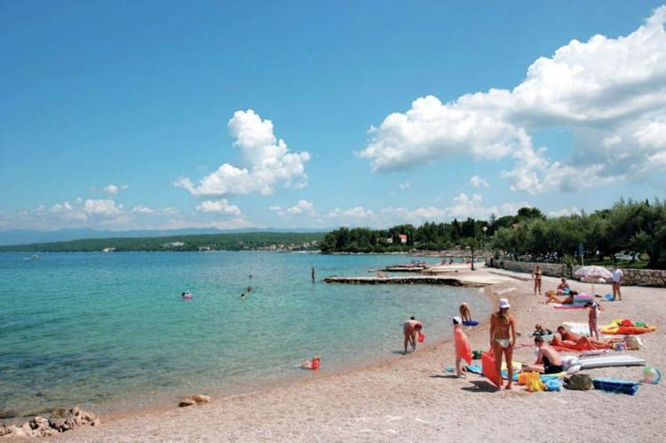 VakantiehuisKroatië - Kvarner: Apartment Gavrilovic A4  [11]