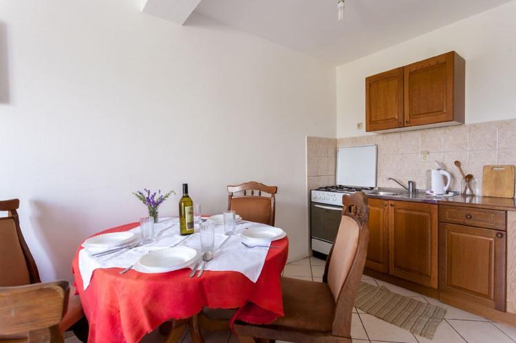 VakantiehuisKroatië - Kvarner: Apartment Gavrilovic A4  [5]