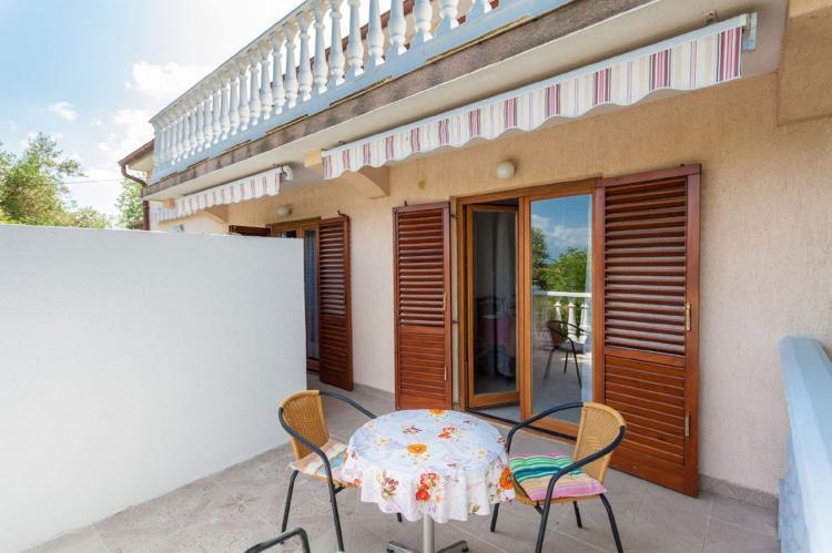 VakantiehuisKroatië - Kvarner: Apartment Gavrilovic A4  [10]