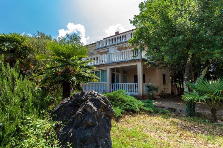 VakantiehuisKroatië - Kvarner: Apartment Gavrilovic A4  [1]