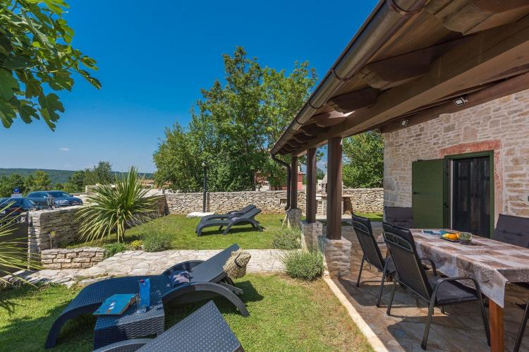 Holiday homeCroatia - Istra: Villa Ana Rita with Jacuzzi and private Garden  [22]