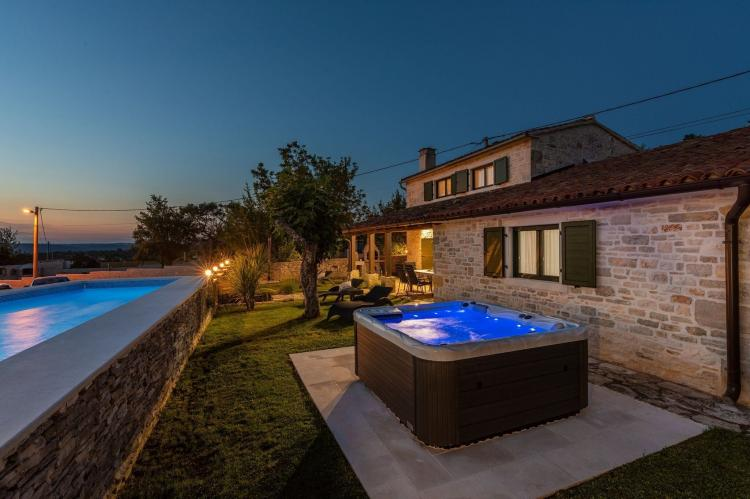 Holiday homeCroatia - Istra: Villa Ana Rita with Jacuzzi and private Garden  [31]