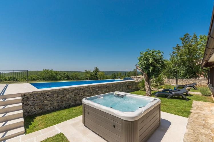 Holiday homeCroatia - Istra: Villa Ana Rita with Jacuzzi and private Garden  [29]