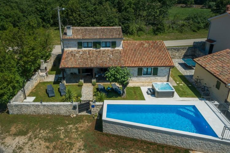 Holiday homeCroatia - Istra: Villa Ana Rita with Jacuzzi and private Garden  [35]