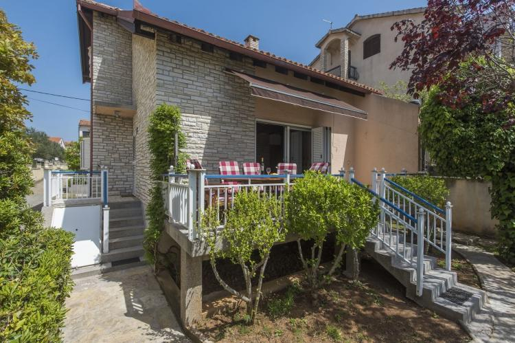 VakantiehuisKroatië - Noord Dalmatië: Vacation house Ornella  [26]