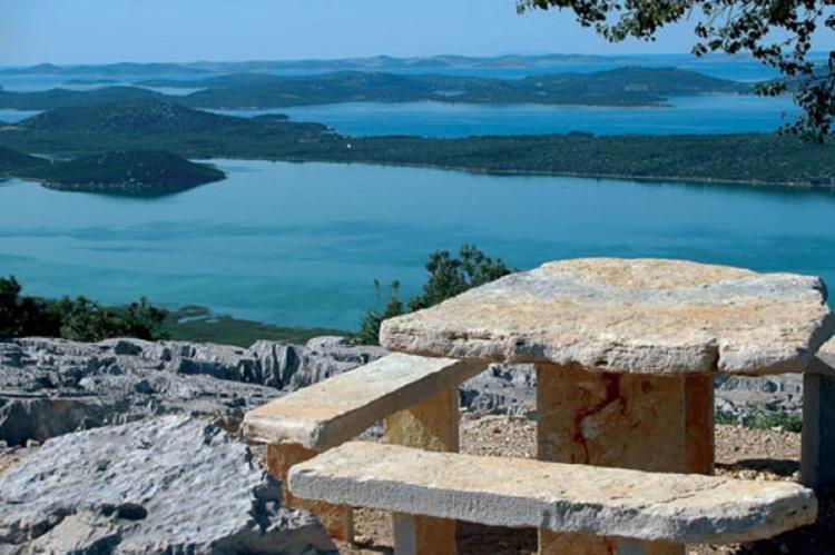 VakantiehuisKroatië - Noord Dalmatië: Vacation house Ornella  [36]
