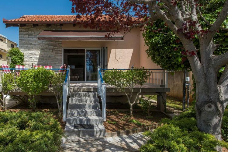 VakantiehuisKroatië - Noord Dalmatië: Vacation house Ornella  [1]