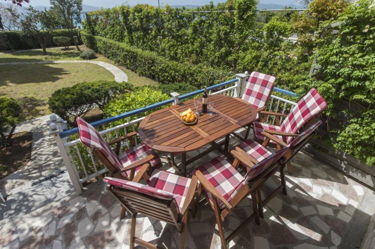 VakantiehuisKroatië - Noord Dalmatië: Vacation house Ornella  [3]