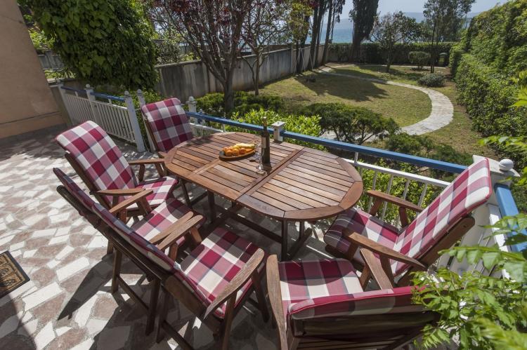 VakantiehuisKroatië - Noord Dalmatië: Vacation house Ornella  [9]