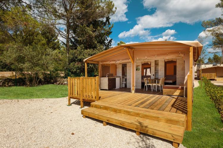 VakantiehuisKroatië - Istrië: Santa Marina Boutique Camping 4  [2]