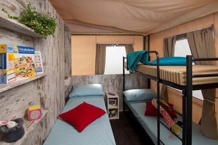 VakantiehuisKroatië - Istrië: Santa Marina Boutique Camping 4  [5]