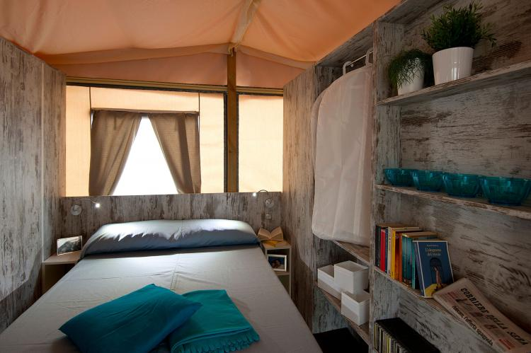 VakantiehuisKroatië - Istrië: Santa Marina Boutique Camping 4  [4]