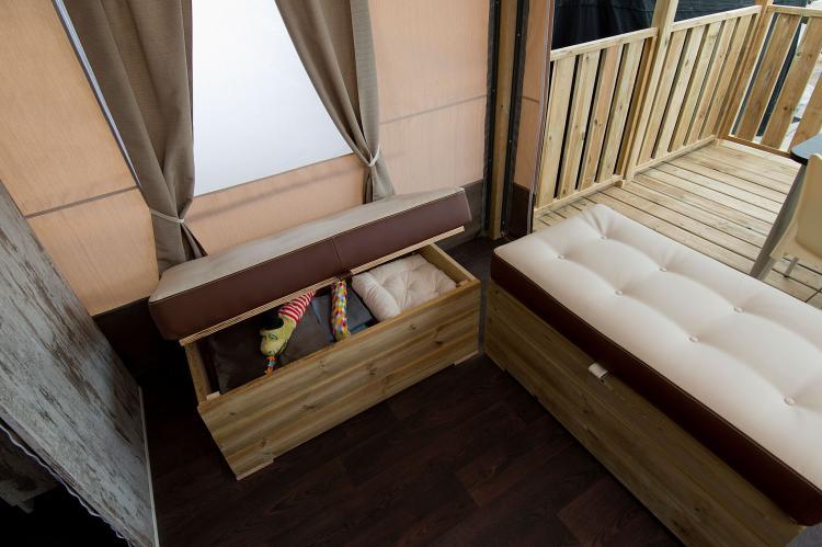 VakantiehuisKroatië - Istrië: Santa Marina Boutique Camping 4  [9]