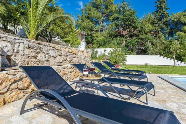 Holiday homeCroatia - Northern Dalmatia: Villa Maslenica  [35]