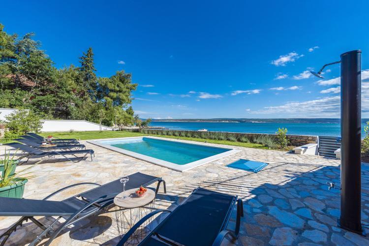Holiday homeCroatia - Northern Dalmatia: Villa Maslenica  [11]