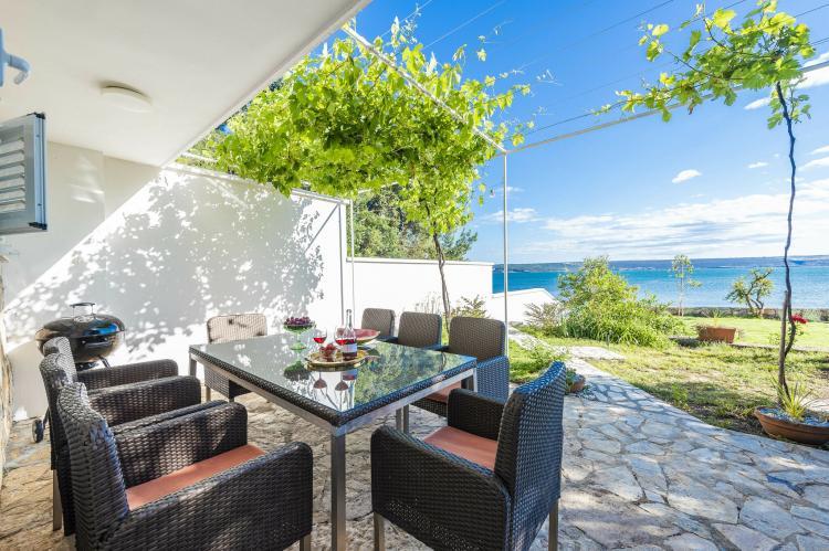 Holiday homeCroatia - Northern Dalmatia: Villa Maslenica  [5]