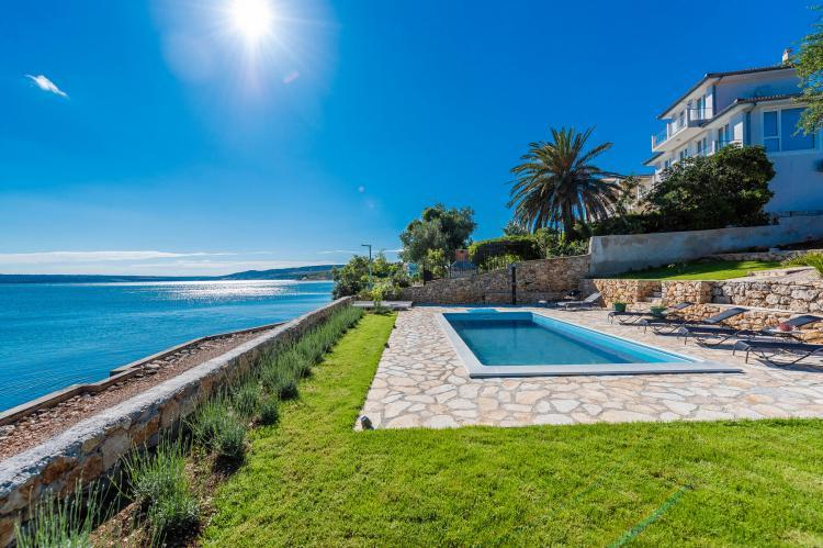 Holiday homeCroatia - Northern Dalmatia: Villa Maslenica  [1]