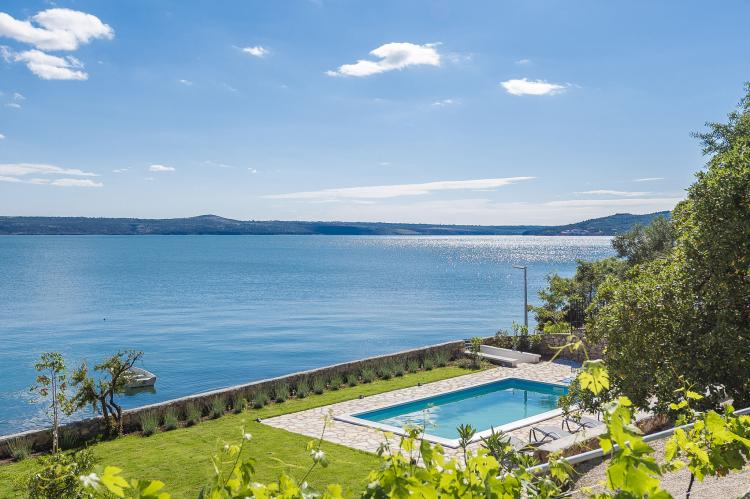Holiday homeCroatia - Northern Dalmatia: Villa Maslenica  [4]