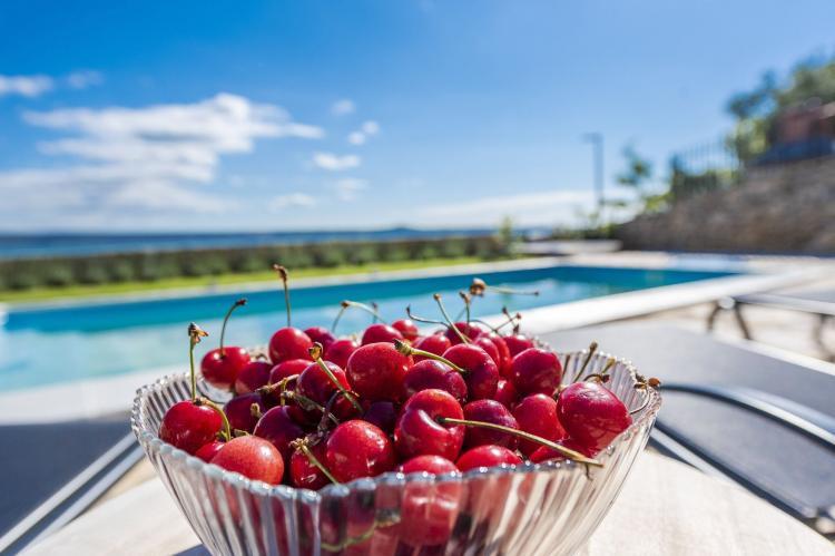 Holiday homeCroatia - Northern Dalmatia: Villa Maslenica  [36]