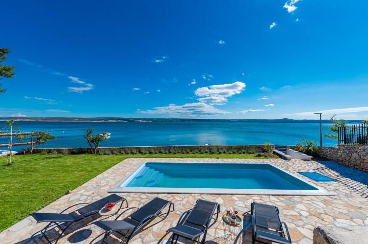 Holiday homeCroatia - Northern Dalmatia: Villa Maslenica  [2]