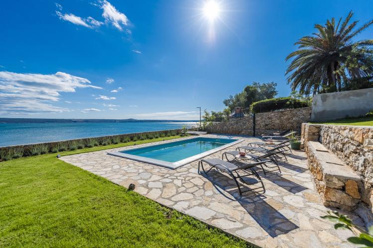 Holiday homeCroatia - Northern Dalmatia: Villa Maslenica  [10]