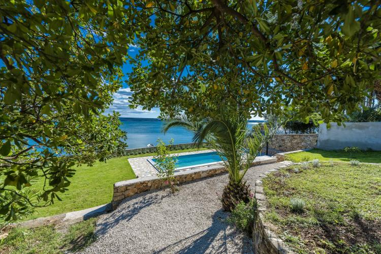 Holiday homeCroatia - Northern Dalmatia: Villa Maslenica  [39]