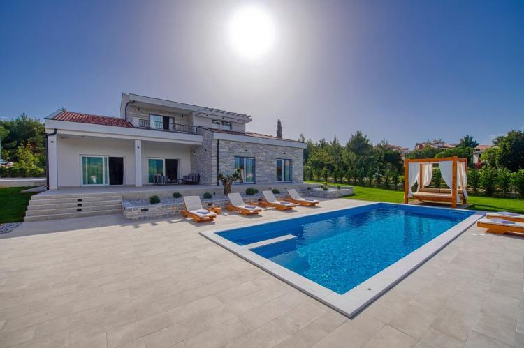 Holiday homeCroatia - Northern Dalmatia: Vila Ena  [3]