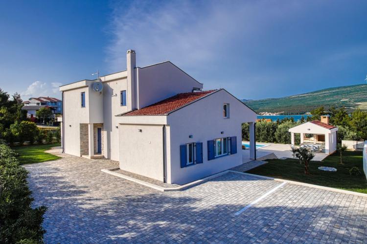 Holiday homeCroatia - Northern Dalmatia: Vila Ena  [13]
