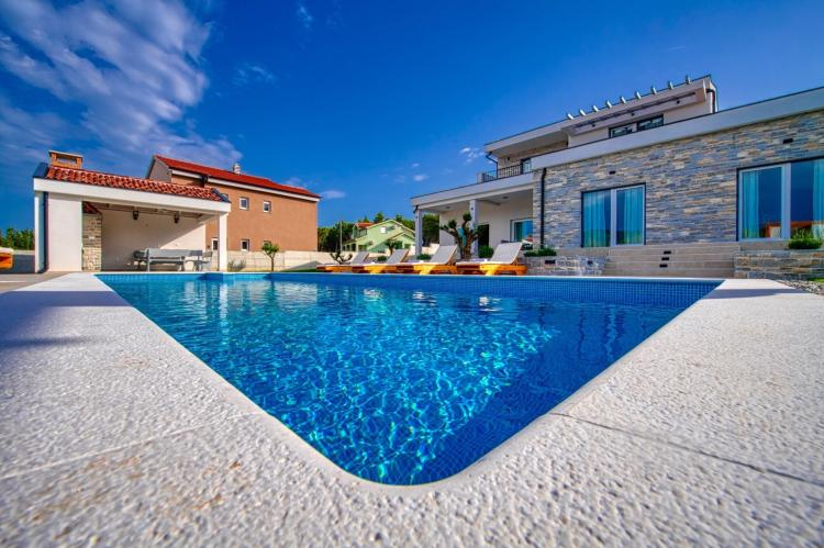 Holiday homeCroatia - Northern Dalmatia: Vila Ena  [12]
