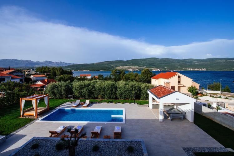 Holiday homeCroatia - Northern Dalmatia: Vila Ena  [2]