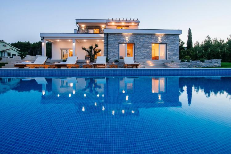 Holiday homeCroatia - Northern Dalmatia: Vila Ena  [7]