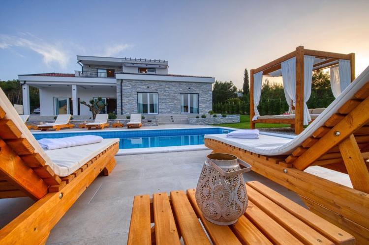 Holiday homeCroatia - Northern Dalmatia: Vila Ena  [37]