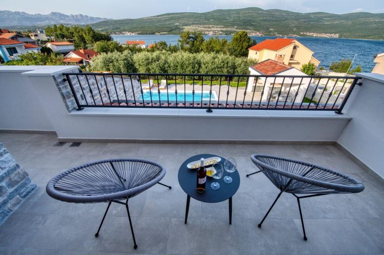 Holiday homeCroatia - Northern Dalmatia: Vila Ena  [27]