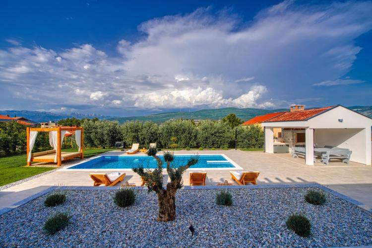 Holiday homeCroatia - Northern Dalmatia: Vila Ena  [36]