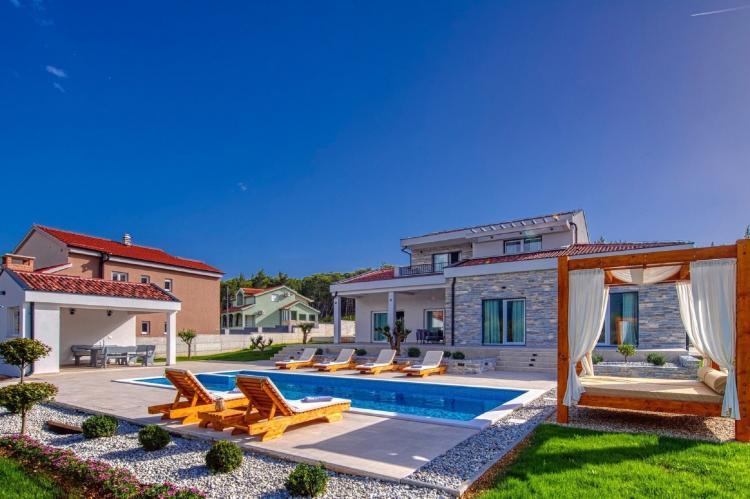 Holiday homeCroatia - Northern Dalmatia: Vila Ena  [5]