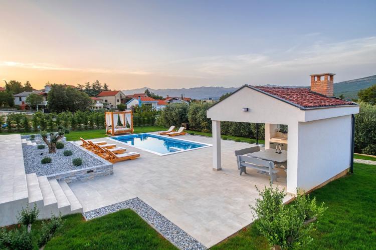Holiday homeCroatia - Northern Dalmatia: Vila Ena  [33]