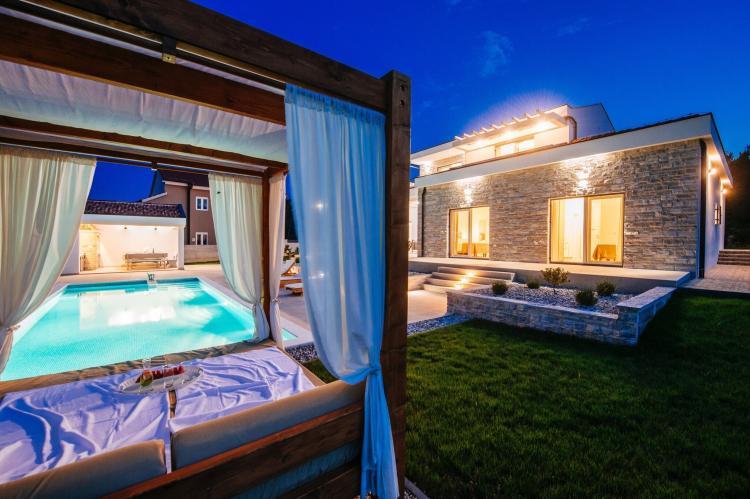 Holiday homeCroatia - Northern Dalmatia: Vila Ena  [34]