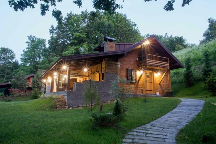 Holiday homeCroatia - Central Croatia: SWAN RIVER HOUSE  [1]