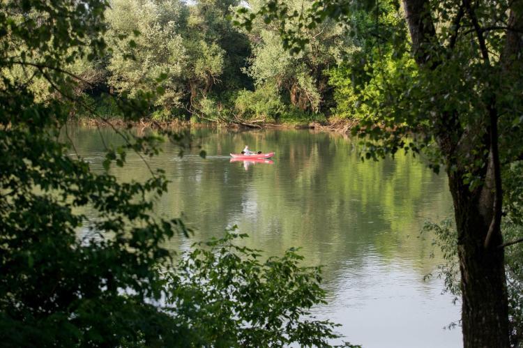 Holiday homeCroatia - Central Croatia: SWAN RIVER HOUSE  [34]