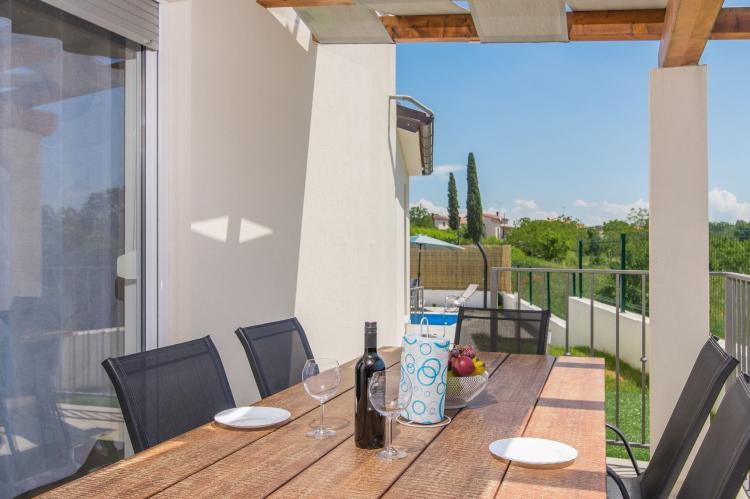 VakantiehuisKroatië - Istrië: Villa Andrea with Pool near Rovinj  [26]