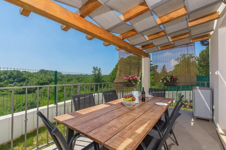 VakantiehuisKroatië - Istrië: Villa Andrea with Pool near Rovinj  [25]
