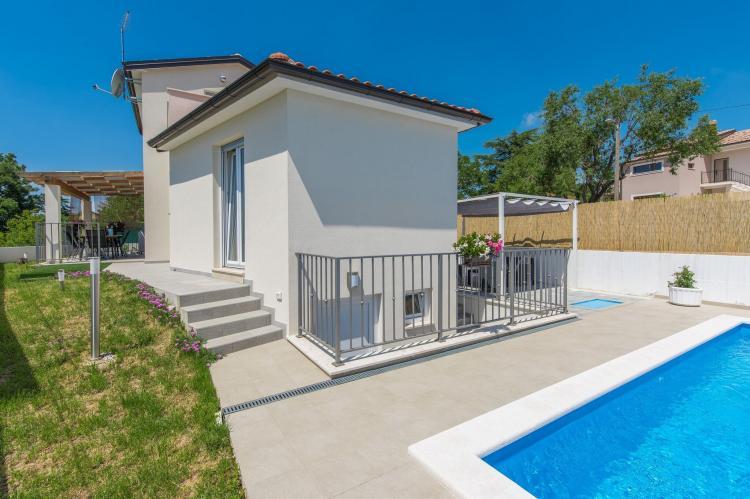 VakantiehuisKroatië - Istrië: Villa Andrea with Pool near Rovinj  [27]
