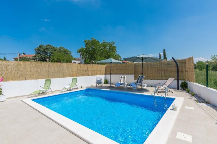 VakantiehuisKroatië - Istrië: Villa Andrea with Pool near Rovinj  [4]