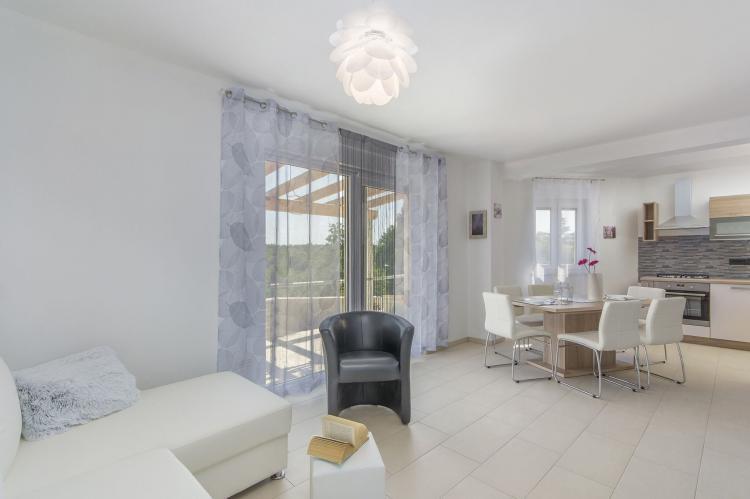 VakantiehuisKroatië - Istrië: Villa Andrea with Pool near Rovinj  [10]