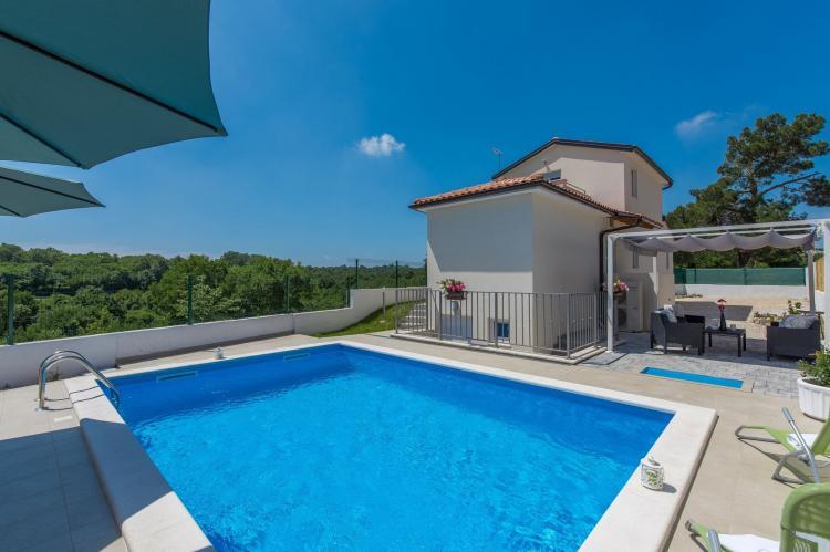 VakantiehuisKroatië - Istrië: Villa Andrea with Pool near Rovinj  [28]
