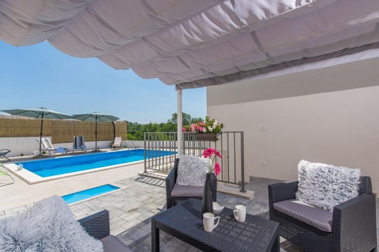 VakantiehuisKroatië - Istrië: Villa Andrea with Pool near Rovinj  [2]