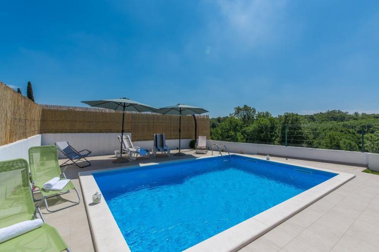 VakantiehuisKroatië - Istrië: Villa Andrea with Pool near Rovinj  [5]