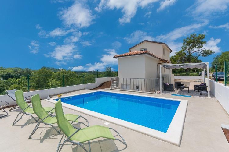 VakantiehuisKroatië - Istrië: Villa Andrea with Pool near Rovinj  [6]