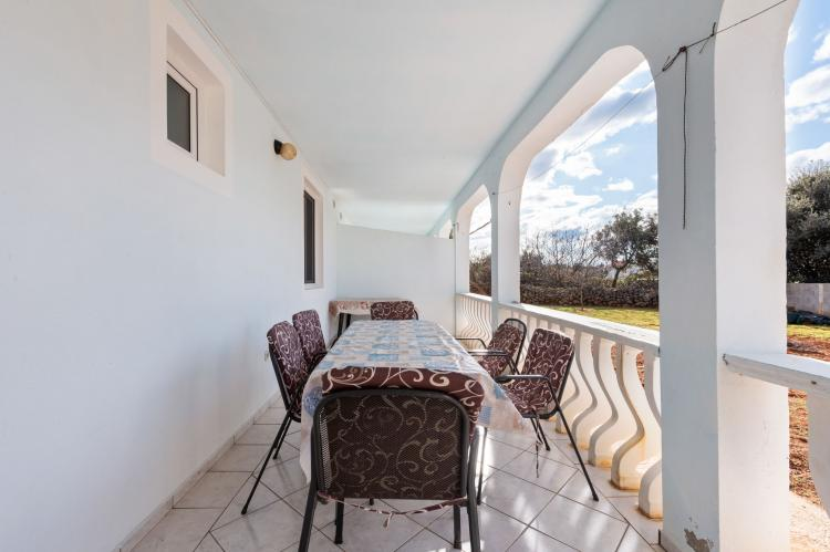 Holiday homeCroatia - Northern Dalmatia: Apartment Stueckler 2  [18]